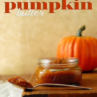 Pumpkin Butter {recipe}