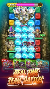 Puzzle Monster Quest: Dungeons- screenshot thumbnail
