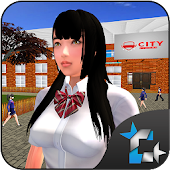 Tải Game High School Girl Life Simulator