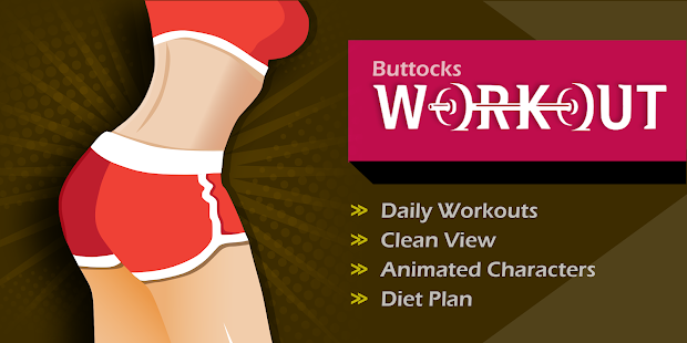 Buttocks : Perfect Butt Legs Workout Screenshot