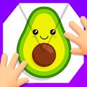 Paper Fold icon