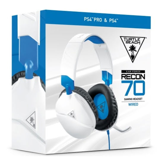 Turtle Beach Recon 70p Gaming Headset