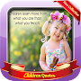 650+ Children Quotes APK icon
