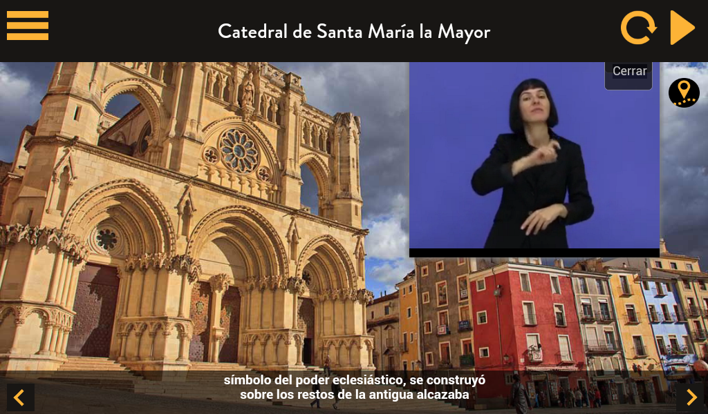 CUENCA- screenshot