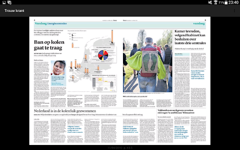 Trouw digitale krant screenshot 7