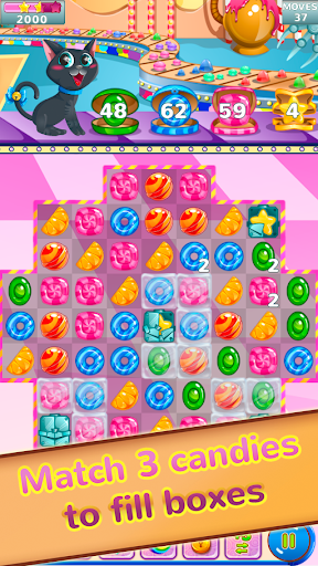 Candy Mania Factory