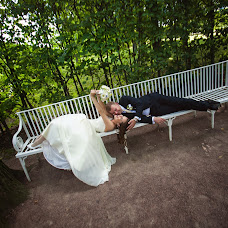 Wedding photographer Anastasiya Neporezova (anastasoterapia). Photo of 13.07.2014