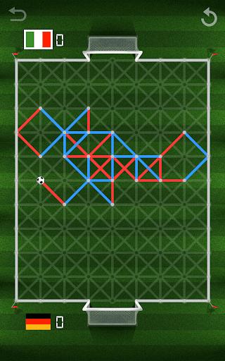 Kick it - Paper Soccer  screenshots 10