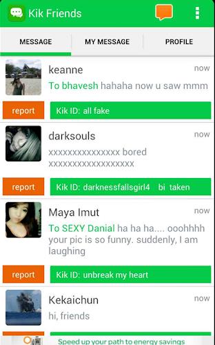 Kik dating review | KikFriender Review: What I Learned Investigating