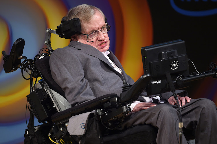 Stephen Hawking, scientist, 1942-2018