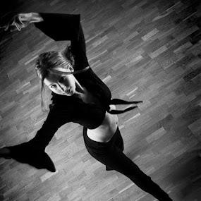 ballett by Lorant K. Racz - People Musicians & Entertainers