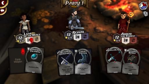 Traitors Empire Card RPG 0.73 screenshots 18
