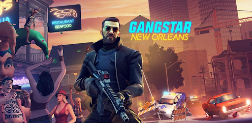Gangstar New Orleans Games (apk) free download for Android/PC/Windows screenshot