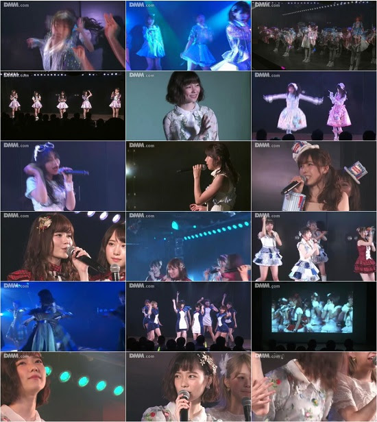 (LIVE)(公演) AKB48 島崎遥香 卒業公演 DMM Ver. + NicoNico Ver. 161226