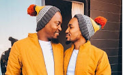 Phelo Bala and Moshe are #couplegoals.