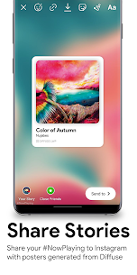 Diffuse [Free] – Apple Music Live Wallpaper 💿 Apk Download For Android 4