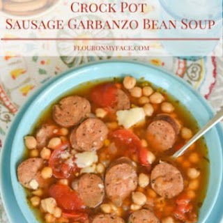 Garbanzo Bean Soup Crock Pot Recipes.