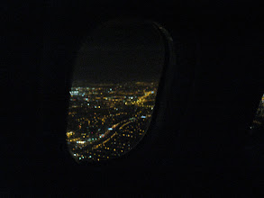 Photo: 13 Apr.: Landing in Tel Aviv at 03.20h