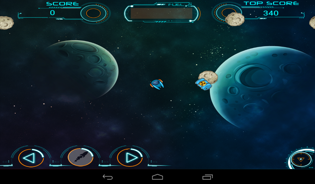 Asteroids Blast - Android Apps on Google Play