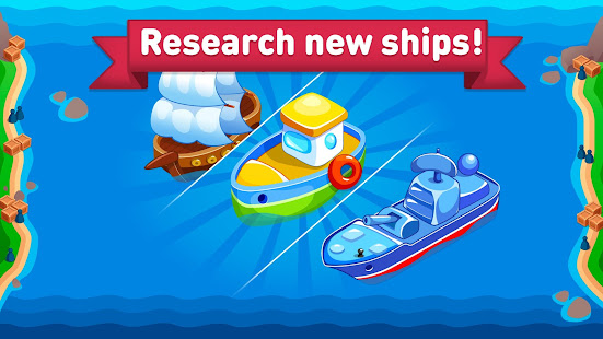 Merge Ship: Idle Tycoon 3