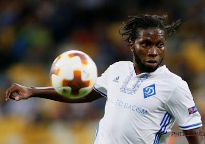 """Mbokani keert terug naar de Jupiler Pro League en spreekt: """"Hier mijn carrière altijd kunnen nieuw leven inblazen"""""""