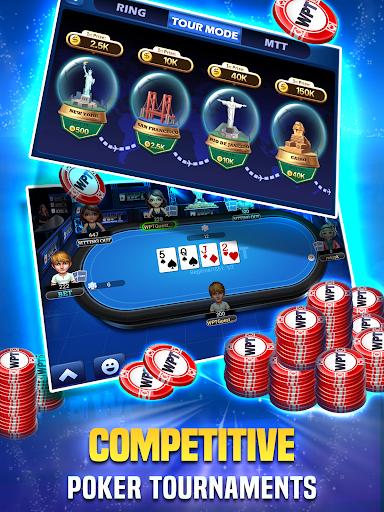 World Poker Tour - PlayWPT Free Texas Holdem Poker 20.1.10 screenshots 8