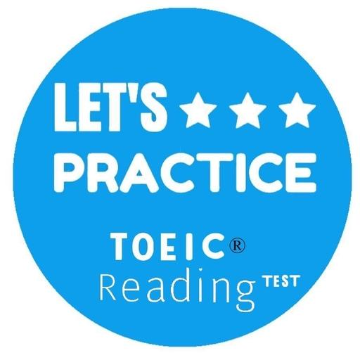 29 Reading Complete – TOEIC® Test With Correction Icon