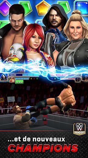 WWE Champions - Jeu de rôle et puzzle gratuit  captures d'écran 5