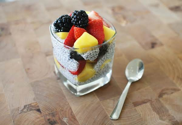 Homemade Chia Seed Pudding Recipe