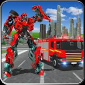 Tải Fire Truck Real Robot Transformation miễn phí