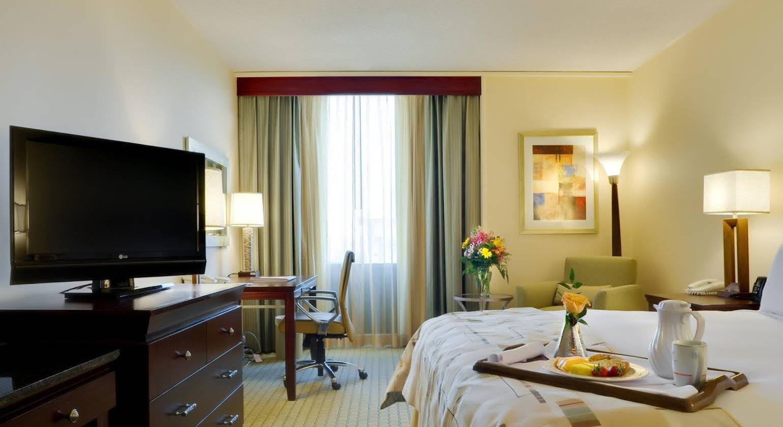 DoubleTree by Hilton Hotel & Executive Meeting Center Omaha-Downtown
