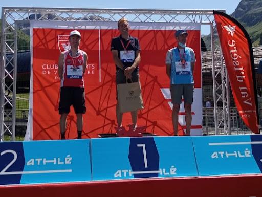 Championnats de France de course verticale