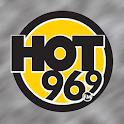 Hot 96.9 icon
