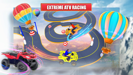 Télécharger Gratuit ATV Quad Bike Simulator 2020 - Extreme ATV Racing apk mod screenshots 6