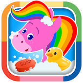My Pet Rainbow Horse for Kids