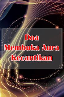 Doa Buka Aura - Buka Aura Menurut Islam - náhled
