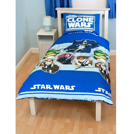 Star Wars - Clone - Single Bed Set