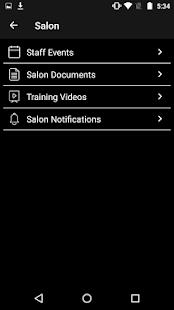 Carenza Team App - náhled