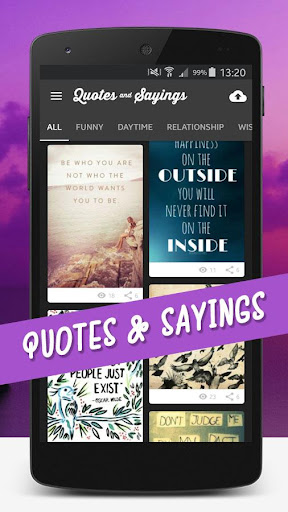 Quotes Videos & Pictures screenshot 15