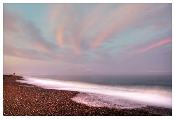 Alba sul litorale di hylablu