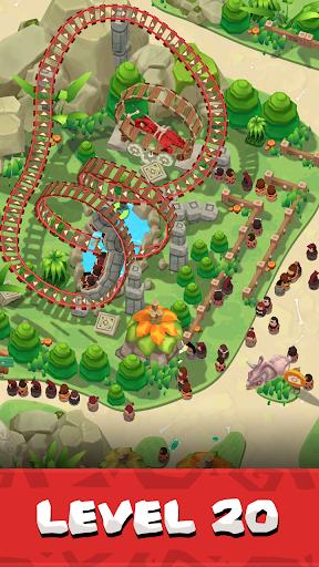 Stone Park: Prehistoric Tycoon android2mod screenshots 7