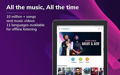 Hungama Music – Stream & Download MP3 Songs v5.1.9 [Mod] APK 9