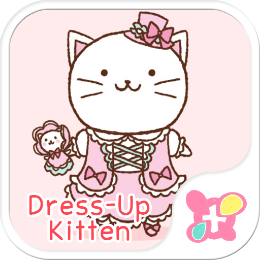 Cat wallpaper-Dress-Up Kitten Icon