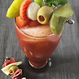 {the best} Bloody Mary.