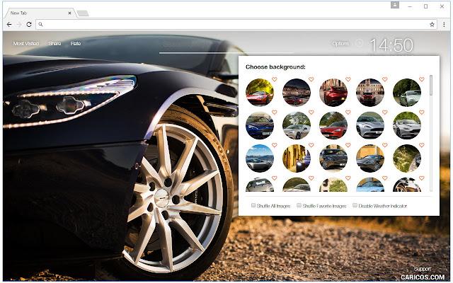 Aston Martin Wallpaper Hd Cars New Tab Themes
