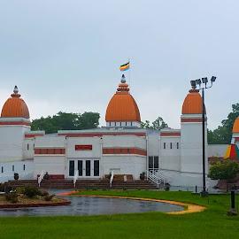 Hindu Temple Cincinnatti by Vijay Govender - Buildings & Architecture Places of Worship