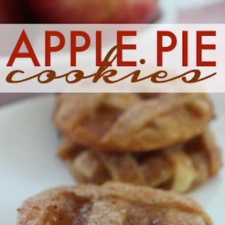 Apple Pie Cookie Recipe!