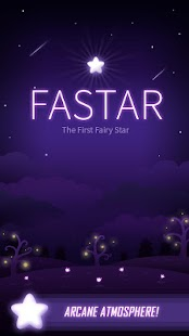 FASTAR VIP - Shooting Star Rhythm Game Screenshot