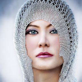 The Monarch by PATT LULUQUISIN - People Portraits of Women