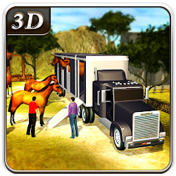 Horse Transporter Truck Driver